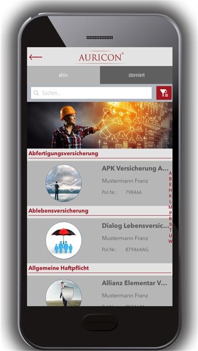Screenshot von AURICON GmbH4