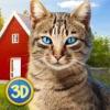 Bauernhof-Katze-Simulator: Tier-Suche 3D