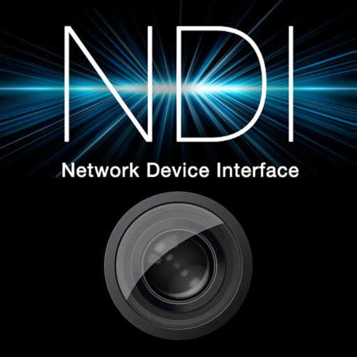 WebCam for NDI Mac OS X