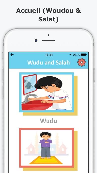 Favori Le petit musulman : Prière (Salat) & Ablutions dans l'App Store XU85