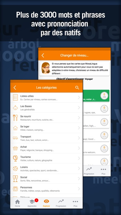download MosaLingua Apprendre l'Anglais apps 4
