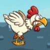 Crazy Chicken Castle Escape logo