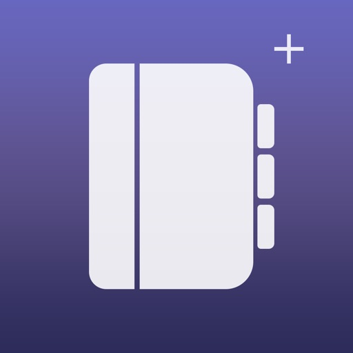 Outline – take notes, organize, print PDF, publish