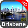 Boating Brisbane HD GPS nautical & fishing charts