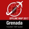 格林纳达 旅遊指南+離線地圖