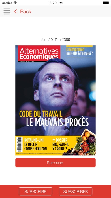 download Alternatives Economiques - Editions numériques apps 0