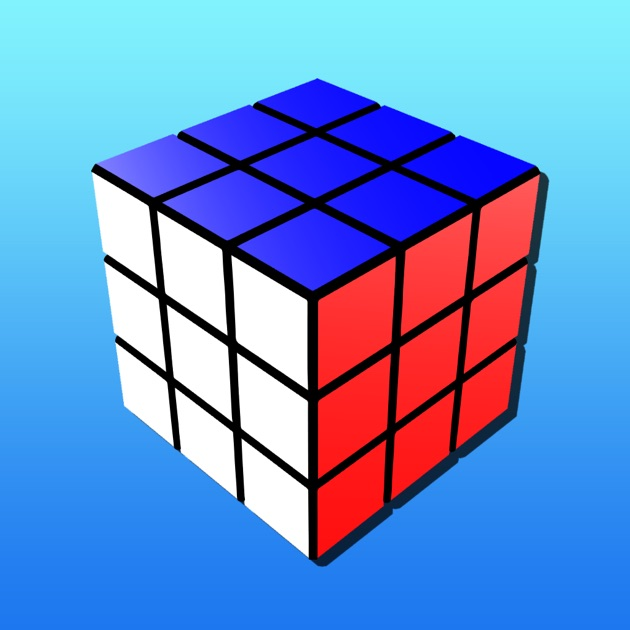 how to solve 3d cube puzzle