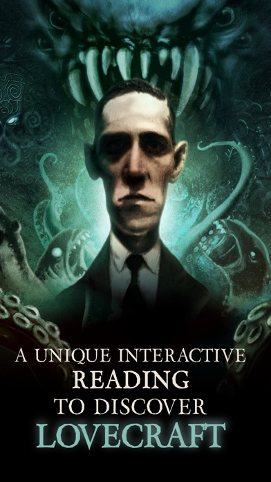 Screenshot #5 for iLovecraft (H.P. Lovecraft Collection Vol.1)