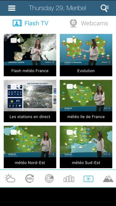 Погода во ФранцииСкриншоты 5
