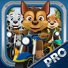 Pups Stunt Bike Rescue Patrol – Race Game for Pro