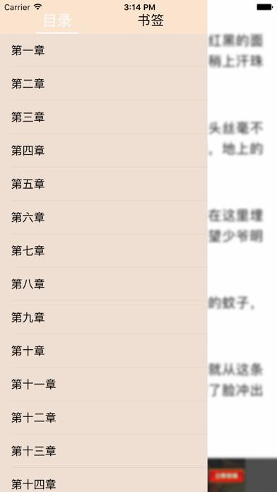 桃花债-畅销系列电子书屏幕截图3