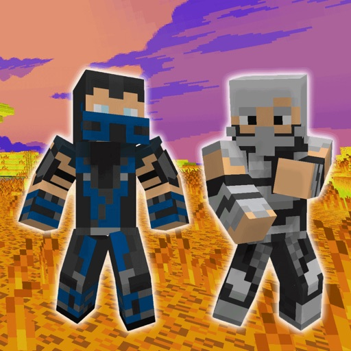 Skins for Mortal Kombat - Best Skins for MCPE & PC iOS App