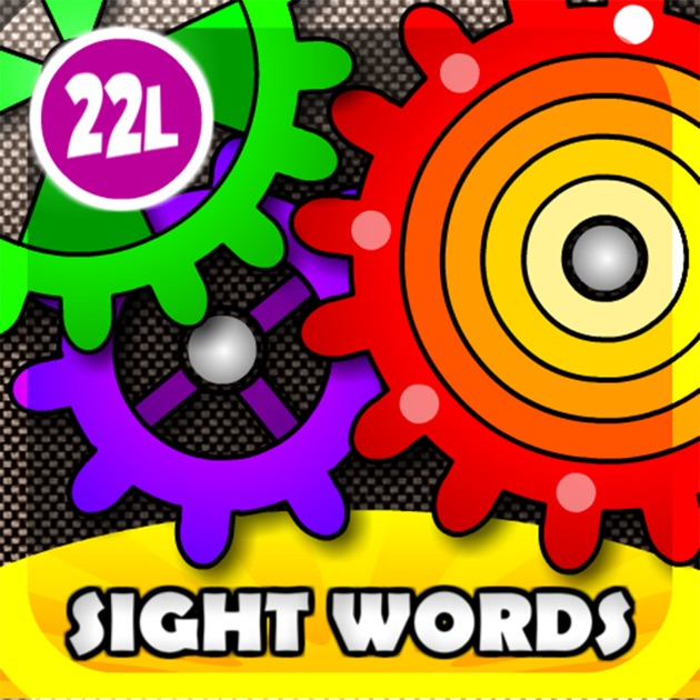 Sight words learning games reading flash cards on the - Kinderapps gratis ...