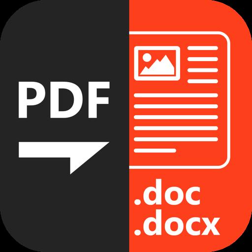Any PDF to DOCX Converter