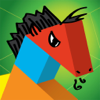 Kids Learning Puzzles: Farm Animals, K12 Tangrams