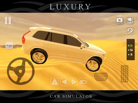 Скачать игру Offroad Car XC