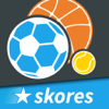 Live Scores Football,Tennis,Basketball,Soccer