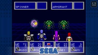 Screenshot #8 for Phantasy Star II