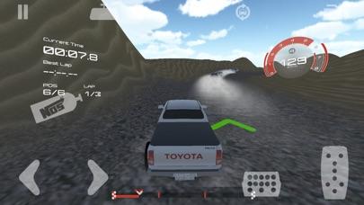سباق سيارات الصحراء هجولةلقطة شاشة3