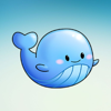 WhalesCute - Whales Emoji And Stickers Pack