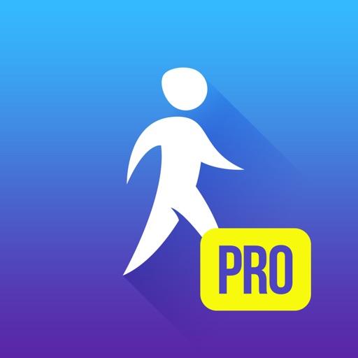 徒步瘦身专业版:由Red Rock Apps 呈献的训练计划,GPS,瘦身秘诀