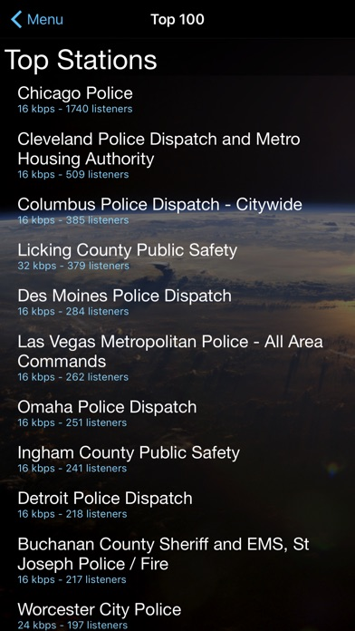 download Police Scanner+ apps 1