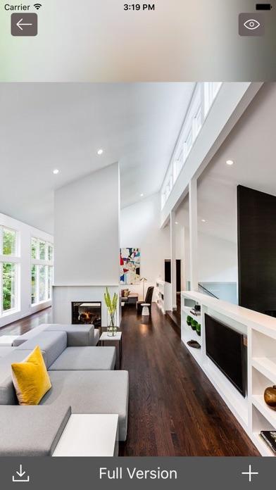 iPhone Screenshot 2. Home Decoration Design Ideas  Home Interior 3D App on the App Store