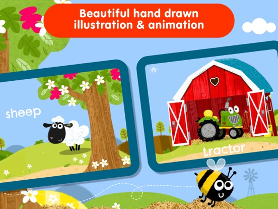 Animal Peekaboo: Baby Games 1+ Screenshots