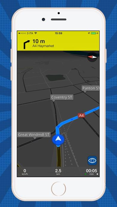 Offline Карта + GPS-навигаторы