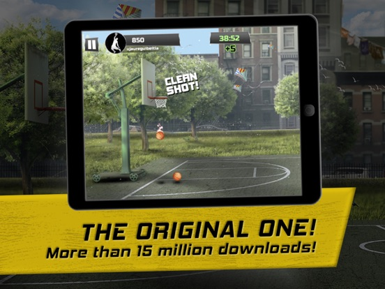 iBasket Pro- Street Basketball Screenshots