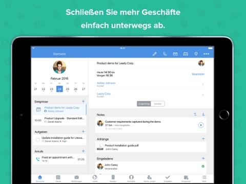 Zoho CRM - Sales & Marketing screenshot 1