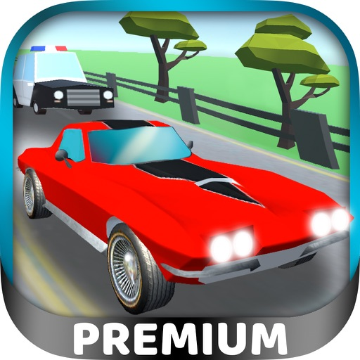 Turbo Cars 3D Dodge Game