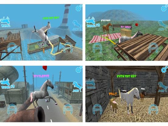 Скачать Hill Cliff Horse - Online