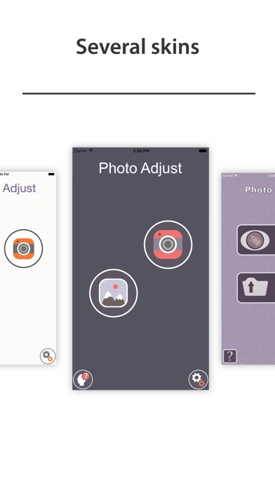 Photo Adjust Pro Screenshots