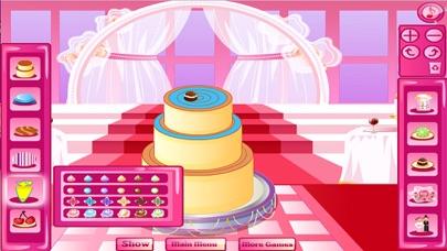 العاب طبخ كعكة الزفاف الكبيرة العاب بناتلقطة شاشة4