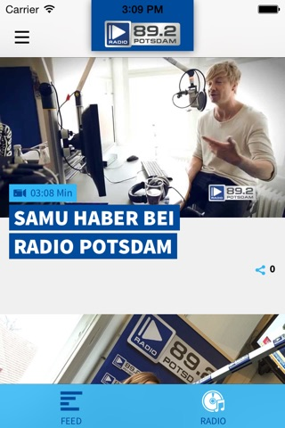 89.2 Radio Potsdam screenshot 1