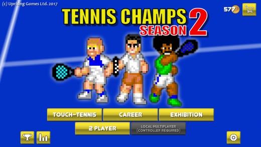 Tennis Champs Season 2 Screenshot