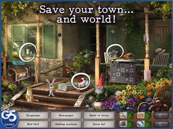 Screenshot #5 for Letters From Nowhere®: A Hidden Object Mystery