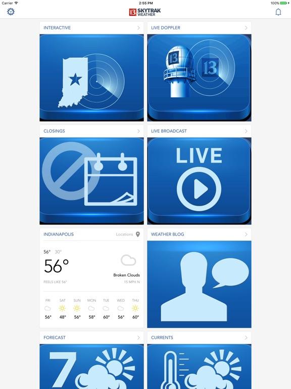 wthr live doppler 13 weather on the app store