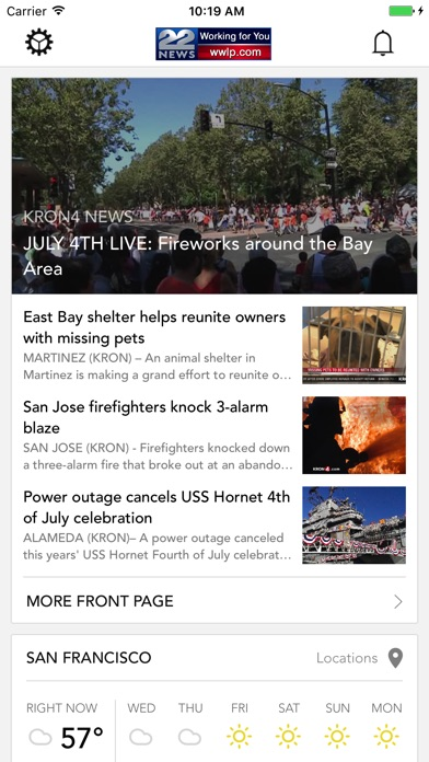 download KRON4 News - San Francisco apps 1