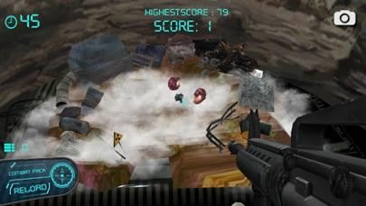 Real Strike-The Original 3D AR FPS Gun appScreenshot of 3