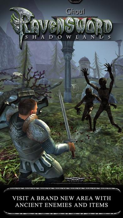 Screenshot #10 for Ravensword: Shadowlands