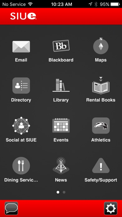 SIUE on the App Store Siue Early Childhood Education Center Campus Map on