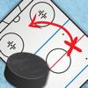 Broadside LLC - InfiniteHockey ホワイト ボード アートワーク