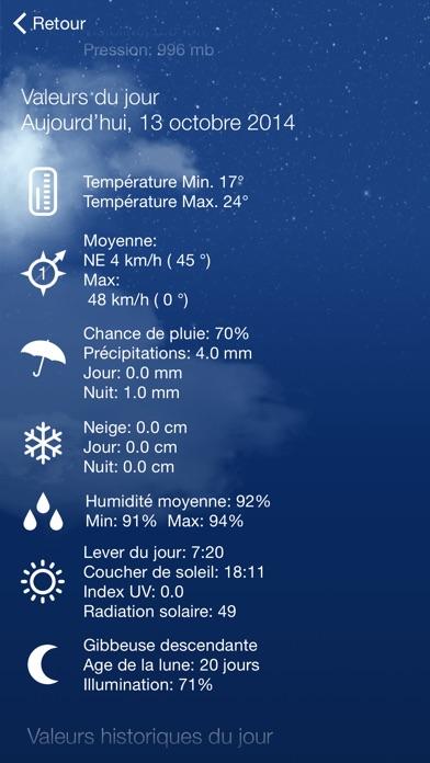 download Météo France et Suisse XL apps 2