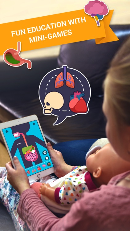 Explore Human Body Pro Anatomy For Kids By Education Terra