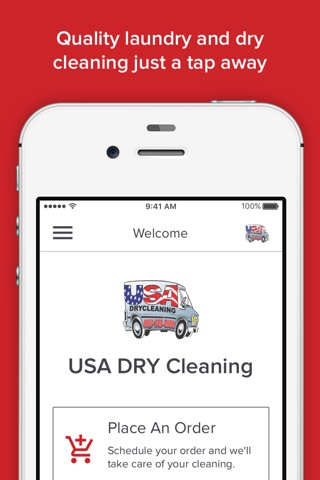 USA DRY Cleaning screenshot 1