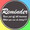 CHEN YU YU - Reminder-提醒助理 artwork