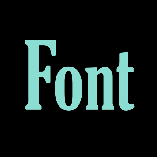 IconfontPreview for Mac
