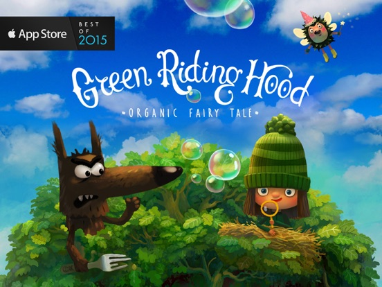Screenshot #1 for Green Riding Hood